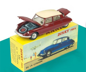 Réedition de la Dinky Toys Citroen DS 19