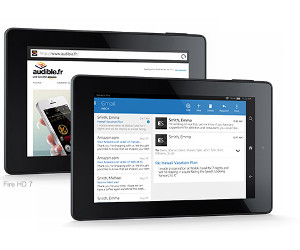 PROMO : Tablette Kindle Fire HD7 à 99€