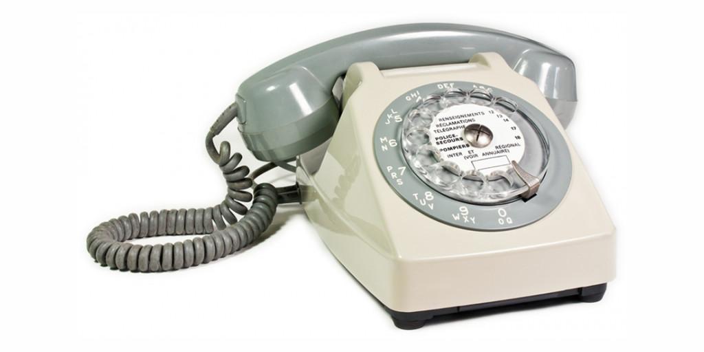 Mort annoncée des lignes de téléphone fixe