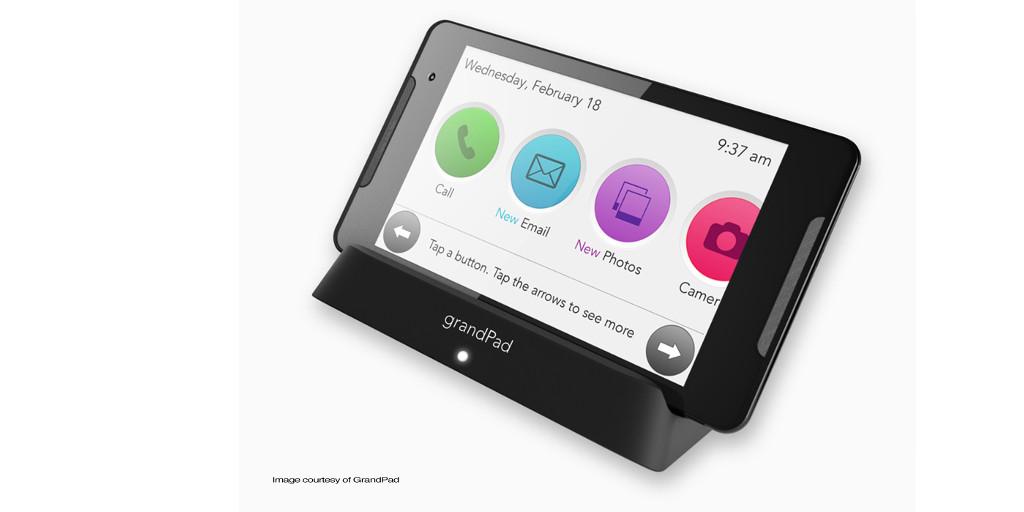 Acer GrandPad : une tablette dédiée Seniors