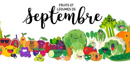 Fruits & Légumes de Septembre