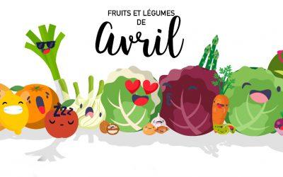 Fruits & Légumes de Mars