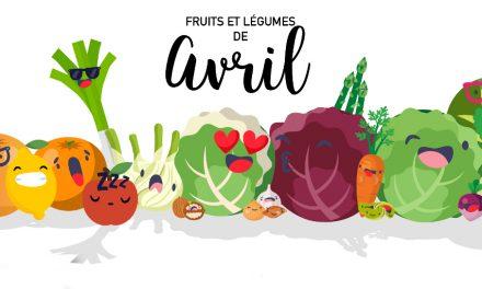 Fruits et Légumes d'Avril