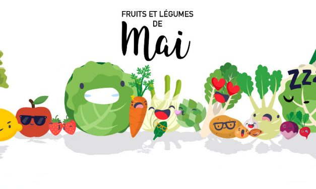 Fruits & légumes de Mai