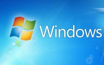 Windows 7, c'est fini