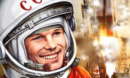 Premier homme dans l'espace