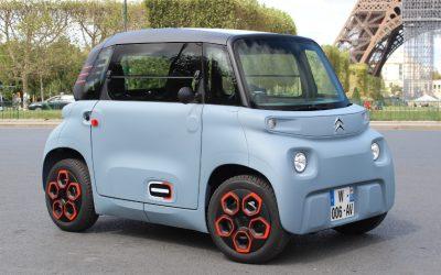 Citroën AMI : un an plus tard